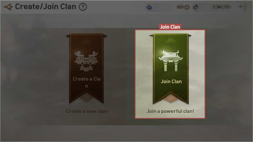 Clan Guide Blade and Soul Revolution