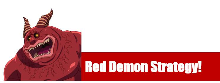 Red Demon Strategy Guide 7DSGC