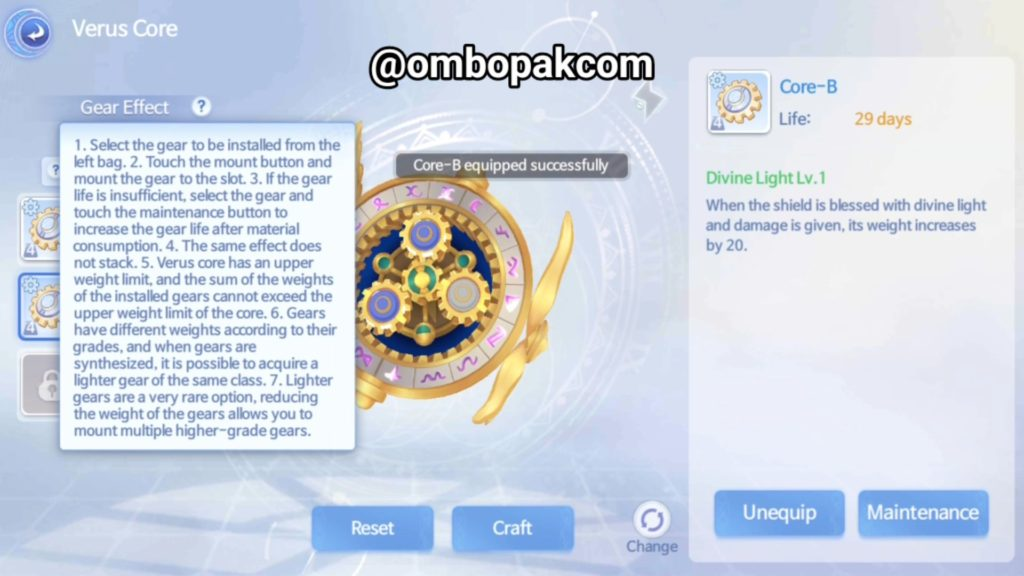 Berus Core Unlock Quest Ragnarok Origin ラグオリ | 라그나로크 오리진 3