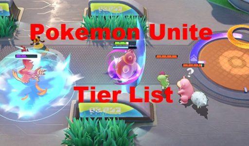 4 Pokemon Unite Tier List You Should Know